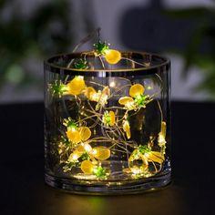 TROPICAL Guirlande lumineuse ananas - Produits feelgood pour la maison et le jardin chez CASA | casashops.com