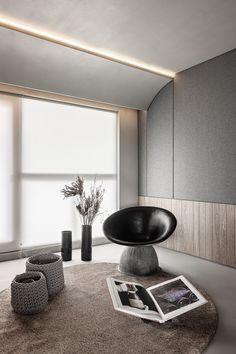 Interior Design Images, Apartment Interior Design, Living Room Interior, Interior Design Inspiration, Accent Wall Bedroom, Bathroom Design Luxury, Master Bedroom Design, Ceiling Design, House Design