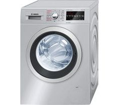 BOSCH WVG3046SGB Washer Dryer - Silver