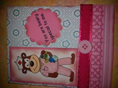 Beary special get well card