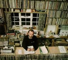 The legendary John Peel.a breath of fresh air in the music industry, and a massive influence on me and my friends growing up. Radios, Peel Sessions, John Peel, Vinyl Record Storage, Vinyl Junkies, Record Players, Britpop, Record Collection, Post Punk