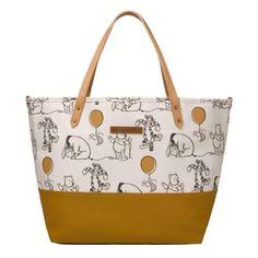 Winnie The Pooh Nursery, Winnie The Pooh Friends, Baby Disney, Disney Mickey Mouse, Disneyland, Disney Purse, Baby Changing Pad, Petunia Pickle Bottom, Cute Bags