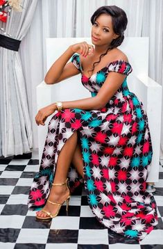New African Clothing Ideas 6127716181 African Fashion Designers, African Fashion Ankara, African Inspired Fashion, Latest African Fashion Dresses, African Print Fashion, Africa Fashion, Ghanaian Fashion, African Prints, African Dresses For Women