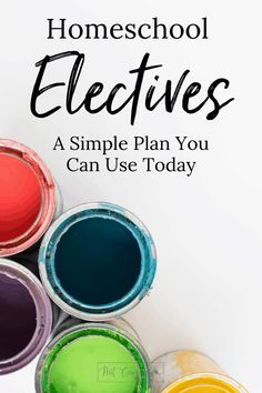 Homeschool electives are the cherry on top of the sundae! They are meant to make your homeschool extra sweet! Here's an easy plan to help you. Homeschool High School, Homeschool Curriculum, Middle School, Back To School, How To Start Homeschooling, Home Schooling, Music Lessons, Worksheets For Kids, Cherry
