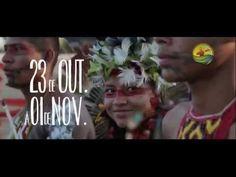 Jogos Mundiais Indígenas - Palmas 2015 - Video Oficial
