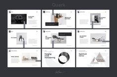 Quark #Keynote Presentation Template https://www.behance.net/gallery/50140615/Quark-Keynote-Presentation-Template?utm_content=buffer81282&utm_medium=social&utm_source=pinterest.com&utm_campaign=buffer