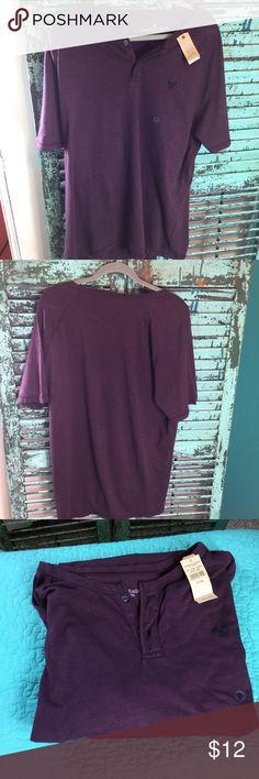 NWT American Eagle Men's Tee Men's American Eagle Tee American Eagle Outfitters Shirts Tees - Short Sleeve