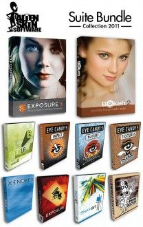 Alien Skin Suite DVD (x86/x64) with VideoTutorials