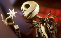 """Great Character: Jack Skellington (""""The Nightmare Before Christmas"""") 
