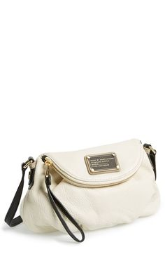 MARC BY MARC JACOBS 'Classic Q - Mini Natasha' Crossbody Bag available at #Nordstrom
