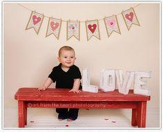 Mini Session Ideas | My Little Valentines | Missouri Baby and Child Photographer