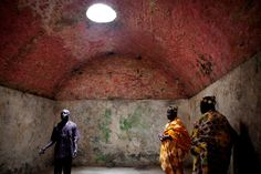 On Slavery's Doorstep in Ghana: Descendants of Venture Smith, a famous slave who won freedom and success in America, return to the roots of his captivity.