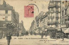 CPA Paris 12E DEP 75 RUE DU Faubourg Saint Antoine 55995 | eBay