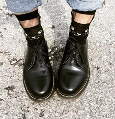 DOC'S & SOCKS: The 1461 shoe, shared by avas_dreams.