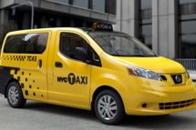 The 'Taxi of Tomorrow' Is Now Officially the Taxi of Today