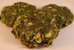 Homemade Dog Cookies - with Heart Healthy Spinach. Spinach is the vegetable of choice for these heart healthy cookies. Did you know that spinach is extremely rich in antioxidants, a rich source of omega-3 fatty acids and contains over 20 other vitamins and minerals?