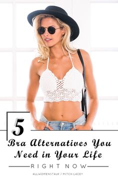 936534c29d2 5 Bra Alternatives You Need in Your Life Right Now
