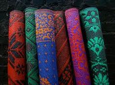 African Plastic Woven Mats From Malika In Senegal The
