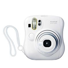 Top Rated Gear: Fujifilm Instax Mini 25 Instant Photo Camera for Vivid Credit Card Size Instant Prints - White MFR: Model: Fuji Instax 25 Fuji Instax Mini, Instax Mini Film, Fujifilm Instax Mini 25, Fujifilm Instant Camera, Nikon D5100, Dslr Nikon, Camara Fujifilm, Instant Photo Camera, Artistic Make Up
