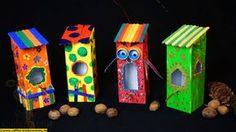 Recycling Basteln mit Kindern DIY Crafts Recycling Basteln mit Kindern DIY Crafts The post Recycling Basteln mit Kindern DIY Crafts appeared first on Basteln ideen. Recycled Crafts Kids, Diy Crafts For Kids, Arts And Crafts, Children Crafts, Kids Diy, Milk Carton Crafts, Homemade Stuffed Animals, Diy Kids Furniture, Art Lessons