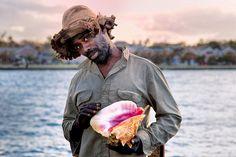 Conch Lover Flickr-1 by Chapman Burnett, via Flickr