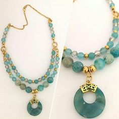 Bisu Stone Jewelry, Pearl Jewelry, Beaded Jewelry, Jewelery, Jewelry Necklaces, Beaded Necklace, Nice Jewelry, Artisan Jewelry, Handcrafted Jewelry