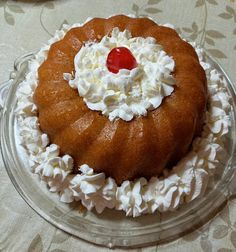 Greek Sweets, Cake Recipes, Pudding, Favorite Recipes, Desserts, Food, Cakes, Tailgate Desserts, Deserts
