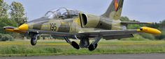 L-39 Jet Aircraft Hit By Whirlwind On Take-off http://www.aviationcv.com/aviation-blog