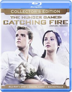 The Hunger Games: Catching Fire Collector's Edition Blu-ray + DVD + Soundtrack Bilingual: Amazon.ca: Jennifer Lawrence, Josh Hutcherson, Liam Hemsworth, Elizabeth Banks, Sam Claflin, Woody Harrelson, Jena Malone, Stanley Tucci, Donald Sutherland, Philip Seymour Hoffman, Francis Lawrence, Simon Beaufoy, Michael Arndt, Suzanne Collins: DVD