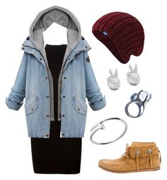 """""""#seven"""" by hayescomet on Polyvore featuring Maison Margiela, Yves Saint Laurent, Keds, Kill Star, Cartier and Rock 'N Rose"""