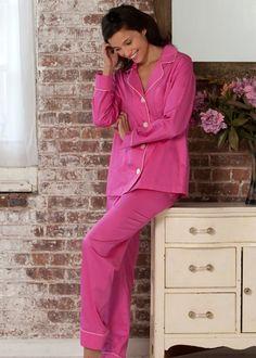 Egyptian Cotton Pajamas