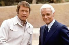 Medical Center (1969-1976) - The show starred James Daly as Dr. Paul Lochner and Chad Everett (shown) as Dr. Joe Gannon, surgeons in an LA hospital. At the core of the series was the tension between youth and experience, as seen between Drs. Lochner and Gannon. Besides his work as a surgeon, Gannon, because of his age, also worked as the head of the Student Health Department at the University.