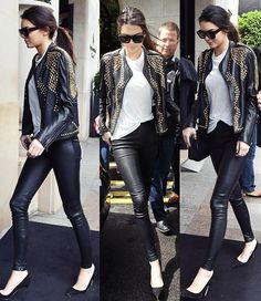 Kendall jenner in pairs