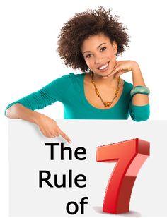 Marketing Rule of 7
