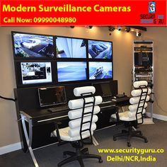 Security Guru is place where you buy best quality Modern CCTV Cameras, Wireless Surveillance System and Surveillance Cameras in Delhi/NCR, India
