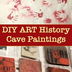 DIY Art History: Cave Paintings (Lesson Plan)