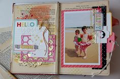 Marie-Nicolas ALLIOT Happy little moment class Studio calico Maggie Holmes-3 by Maniscrap, via Flickr