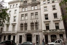 It pays to be Daddy's little girl. Woolworth built three limestone mansions for his society daughters at 2, 4, and 6 East 80th St. via NYDailyNews.com