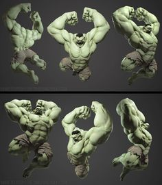 The Smashing HULK by Yanir Tearosh