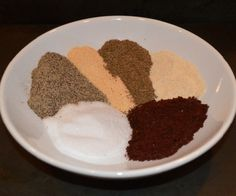 Gluten-free and sugar-free Prime Rib Seasoning. Also great for steaks and 21DSD compliant.