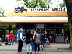 Tierpark entrance - Berlin Lichtenberg