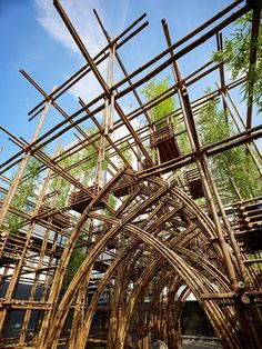 Gallery - Bamboo Forest / Vo Trong Nghia Architects - 4