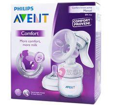 NEW Retail Infant feeding Breast Feeding AVENT Manual Breast Pumps + 125ml storage BPA FREE SCF31020 alishoppbrasil