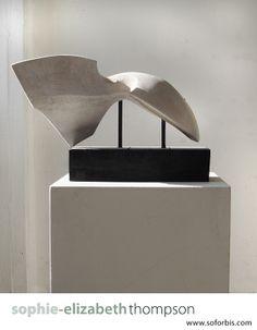 Lift off Sophie-Elizabeth Thompson Plaster Sculpture, Wall Sculptures, Sculpture Art, Modern Artwork, Contemporary Art, Artistic Installation, Outdoor Art, Texture Art, Creations