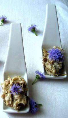 Mackerel Pâté by Solange Berchemin