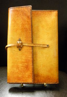 Leather Kindle Cover by Mystic Leather