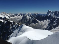 Montblanc Chamonix