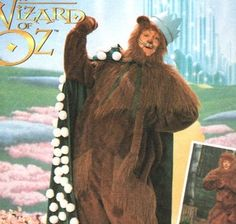 Cowardly Lion The Wizard of oz New Mens s M L 7833 Simplicity Costume Pattern   eBay Cowardly Lion Costume, The Wizard Of Oz Costumes, Halloween 2015, Adult Halloween, Halloween Costumes, Halloween Ideas, Costume Patterns, Sewing Patterns, Theatre Costumes
