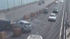 Accident on Sea Link