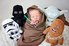 STAR WARS et les bébés : des mises en scène de FOLIE ! - Confidentielles